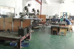 焊接工装夹治具制作车间